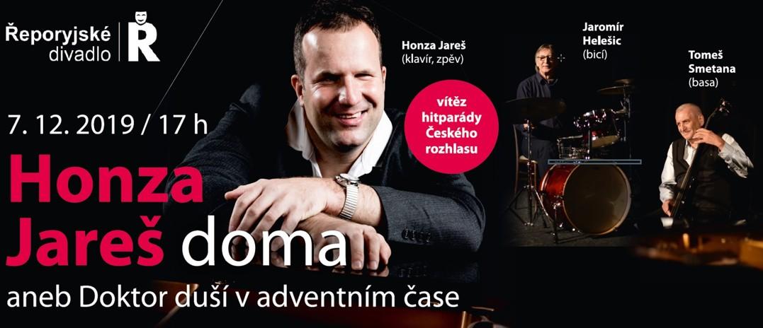 Honza Jareš doma aneb Doktor duší v adventním čase